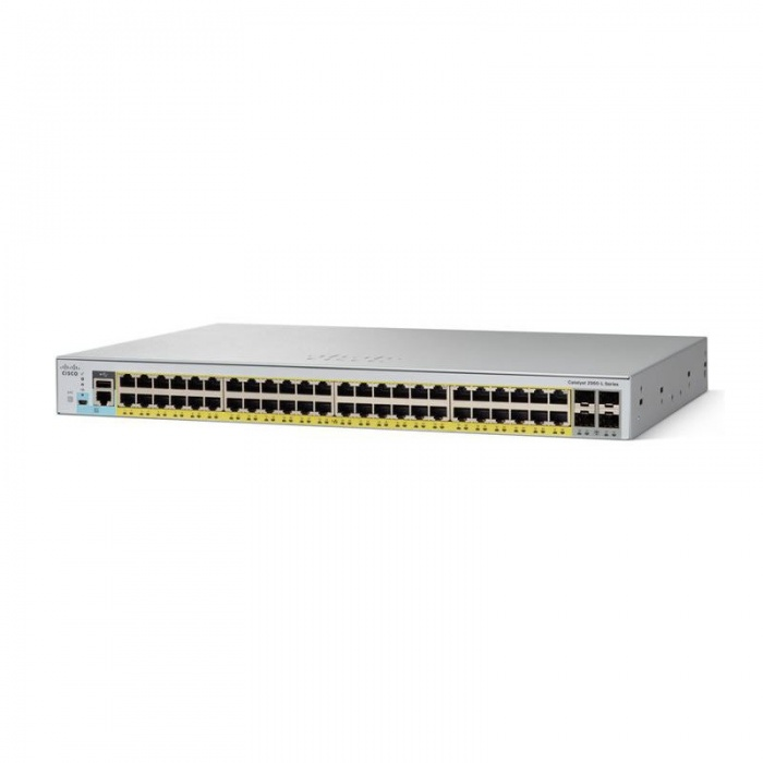 Коммутатор Cisco Catalyst WS-C2960L-48PS-LL